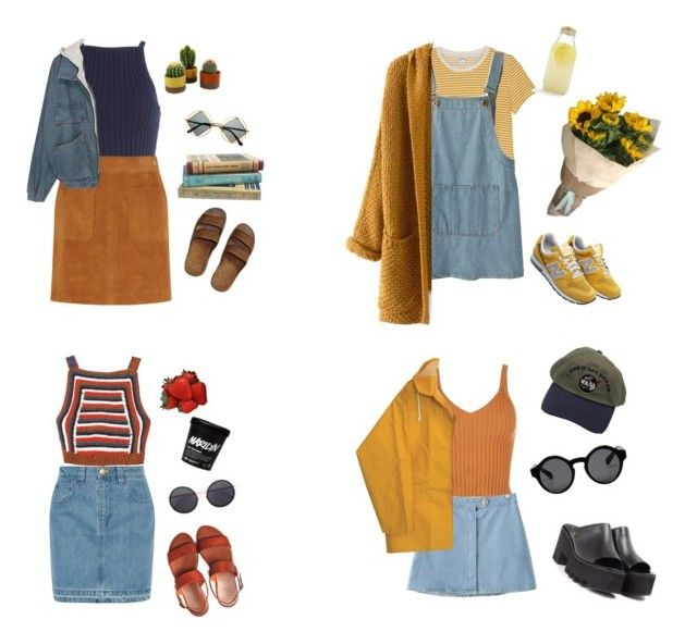 Aesthetic Aesthetic Clothes Fashion Vintage Outfits