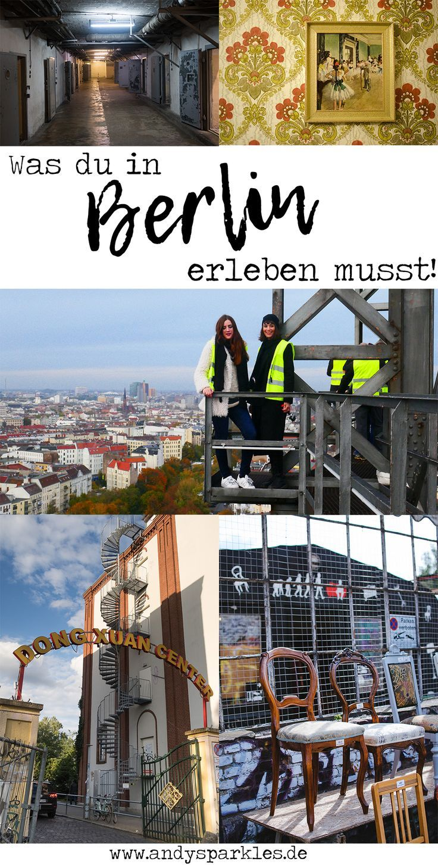 5 Dinge die du in Berlin erleben musst