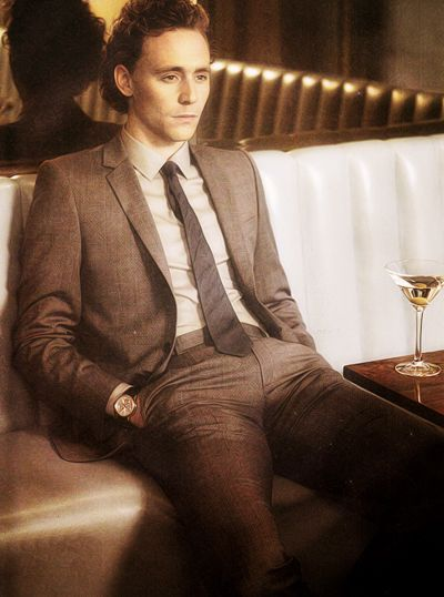 Tom Hiddleston- from the Hot British Men website- basically all this is good in this world.