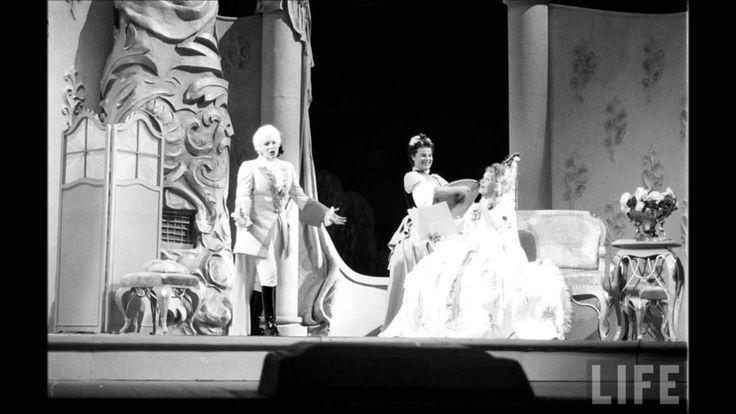 Mozart - Le Nozze di Figaro - Voi che sapete - Hilde Gueden - Furtwängle...