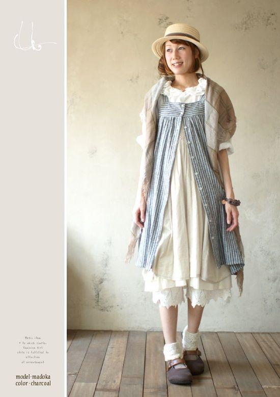 Mori Kei | Mori Kei } / Soulberry brand from Ratuken - need to learn how to ...