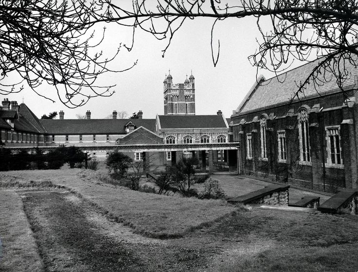 Aston University's student village, Handsworth Hall, which was in use up until 1999 when it was sold and replaced by the Lakeside Residences on campus. The student accommodation was located in a former Church training college, with girls housed upstairs and boys downstairs. There was an evening meal provided Mon-Fri and shared kitchens and bathrooms.