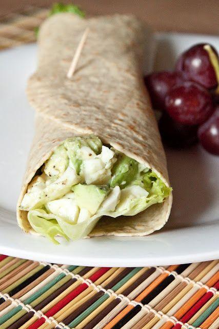 Egg salad, Egg whites and Eggs on Pinterest