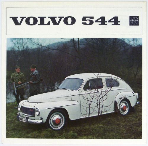 Volvo Auto Sales: Advertising & Sales Brochures