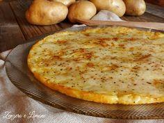 Fried potato cake | Torta di patate in padella | Zenzero e Limone