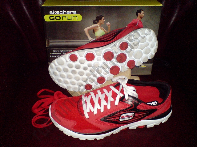 For more information about the Skechers GOrun shoes, you may visit their  websote at http