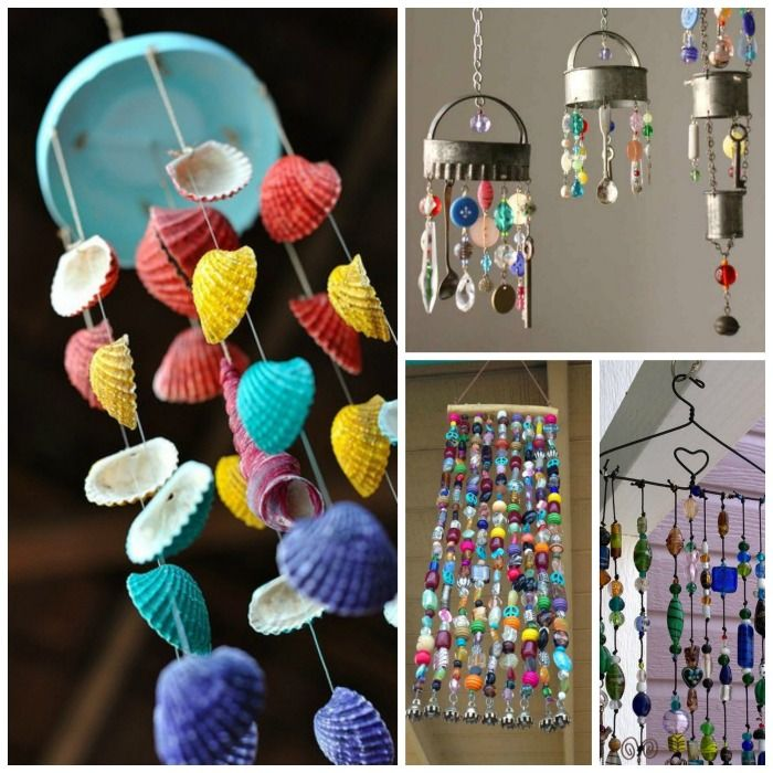 1000 ideas about wind chimes craft on pinterest older for How to make a simple wind chime