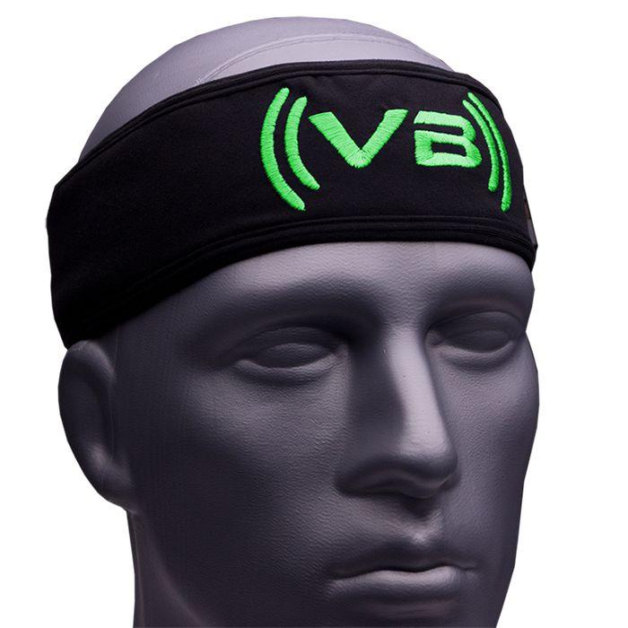 Make 100: 'Kickstarter Green' Hands-free Head Massagers by Michael Larson —Kickstarter