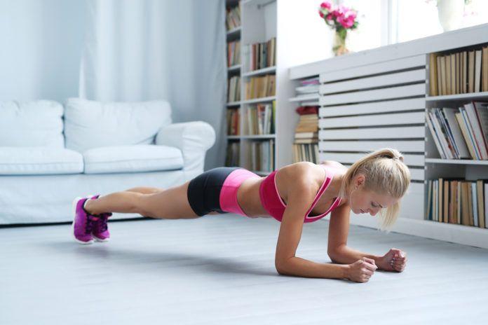 Váš 8minutový intenzivní trénink na každý den