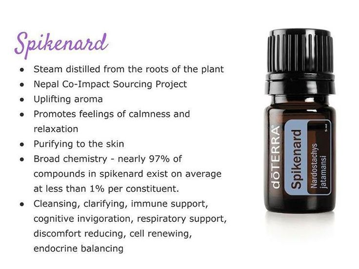 #spikenard #essentialoil a new member to the #Doterra family. October 3rd can't come soon enough! #lovemyoils