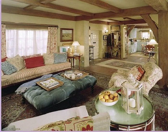 French Country Cottage Decorating Ideas for Your House: French Beach Country Cottage Decorating Ideas – ComQT