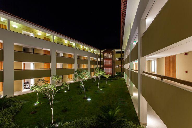 Enotel Acqua Club, Porto de Galinhas, Recife #iluminacao #lightingdesign #LightDesignExporlux #projetoluminotecnico #arquitetura #Enotel #