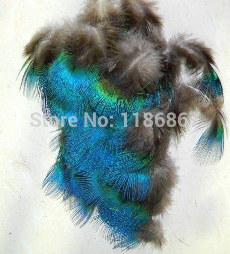 Goedkope 2014 200pcs/lot gratis verzending hete verkoop ca. 5cm natuurlijke pauw blauw lichaam veren veren ambacht hoedenzaak vliegvissen, koop Kwaliteit veer rechtstreeks van Leveranciers van China: Naam: pauw veren veren lichaamAantal: 200pcs/lotGrootte: 10-15cm/4-6inchKleur:als beeldAls u meer vere