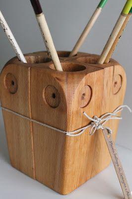 Piccola bottega di Grazyna e Alessio: creazioni in legno
