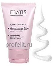 Энзимный пилинг-крем для глубокого очищения чувствительной кожи Peeling Cream - Matis