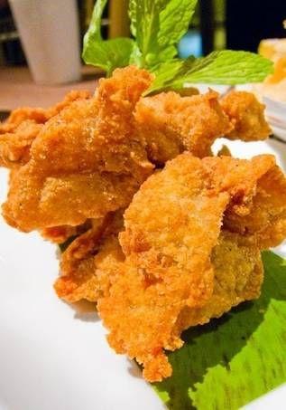 Karaage (pollo frito japonés)