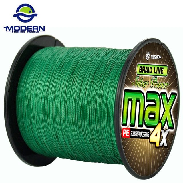 1000m Modern Fishing Brand Super Strong Japan Multifilament Pe