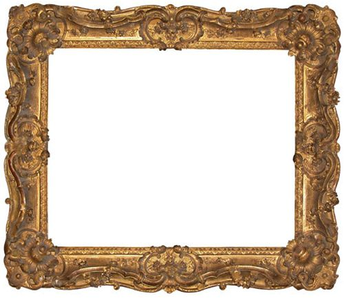 1000 images about vintage frame on pinterest antique for Types of mirror frames