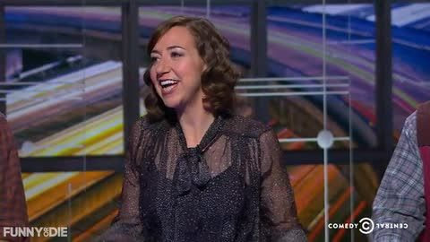 Will Forte, Kristen Schaal and Horatio Sanz – Not Tonight, I Have an Excuse – @midnight with Chris Hardwick