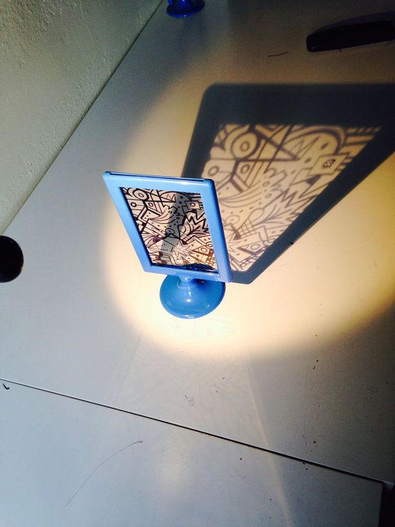 Doodles in Light -- cool creation that toddlers could create and observe light an shadow