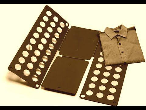 M s de 25 ideas incre bles sobre clothes folding board en - Tabla doblar camisetas ...