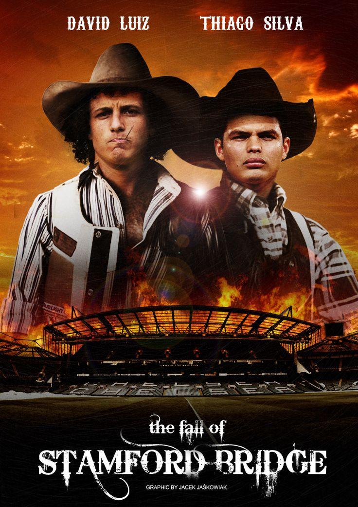 David Luiz & Thiago Silva