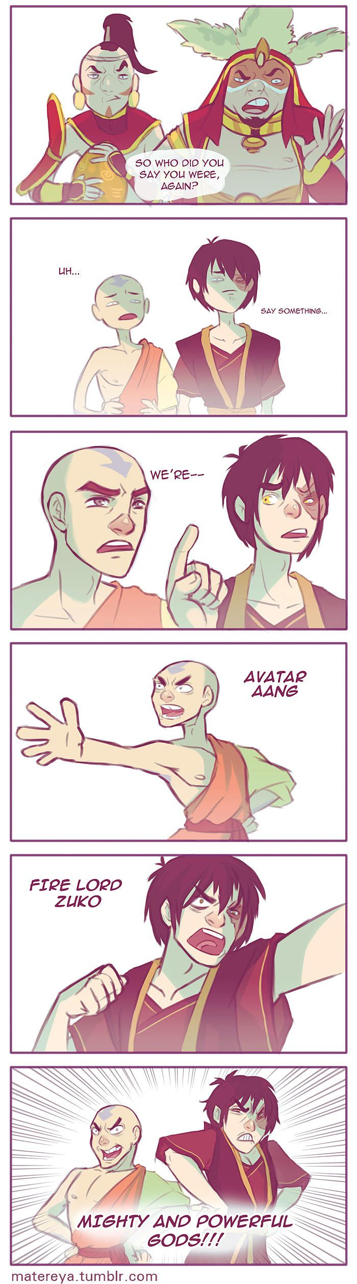 [Image - 898702]   Avatar: The Last Airbender / The Legend of Korra   Know Your Meme