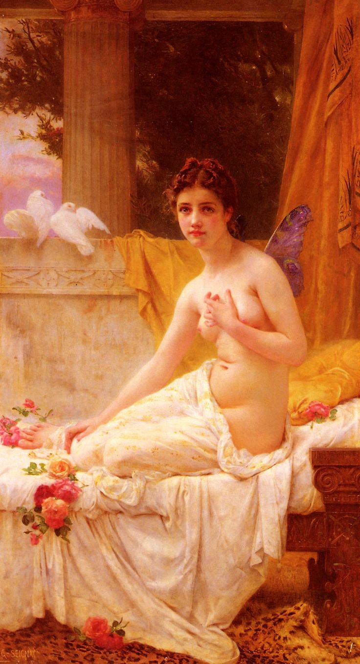 guillaume seignac, psyche