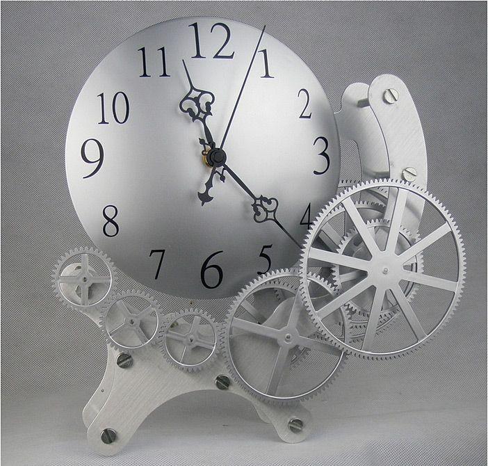 Sıradışı İlginç Dişli Özel Masa Saati : Özel Masa Saati - Duvar Saati | Masa Saati | Kol Saati | Fiyatları ve Modelleri