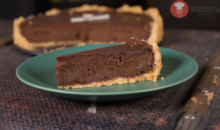 VideoRecept   Extra čokoládový cheesecake