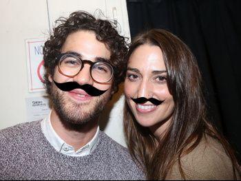 Odds & Ends: Darren Criss & Sara Bareilles Set for The Little Mermaid, Bill de Blasio's Viral Broadway Meme & More