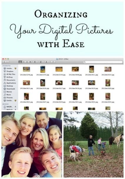 Can you find any picture at a moment's notice? Does the idea of putting together a photo album as a gift leave you overwhelmed? NO MORE!! Learn How to Organize your Digital Pictures with Ease