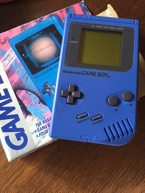 #gameboy #retrogaming