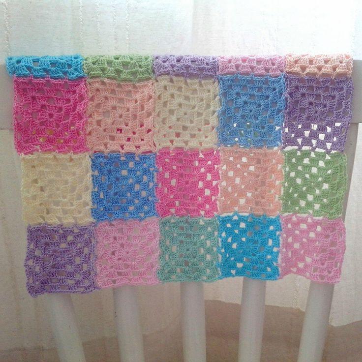 Squares - http://tecendoartesesonhos.blogspot.com