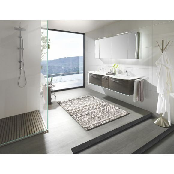 150 best Badezimmer images on Pinterest Novels, Live and Spa - bad braun grau