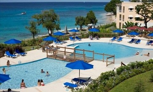 Beach View is an exciting gated condominium complex on 3 acres located on Barbados' famed West Coast. The elevated position affords views from each apartment of the turquoise waters of the bay and excellent swimming is merely steps away.
