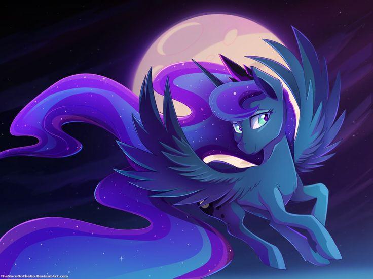 Beautiful Luna by TheNornOnTheGo.deviantart.com on ...
