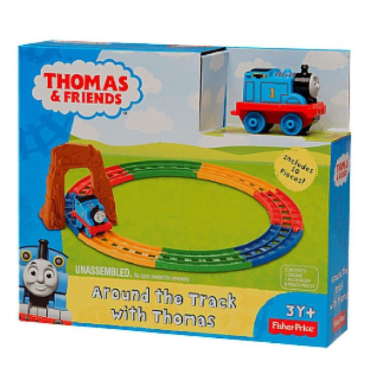 Thomas The Train Set Locomotive Tracks Accessory Fisher Price 10pc ages 3+ New  | eBay