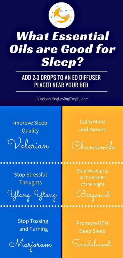 What Essential Oils are Good for Sleep-