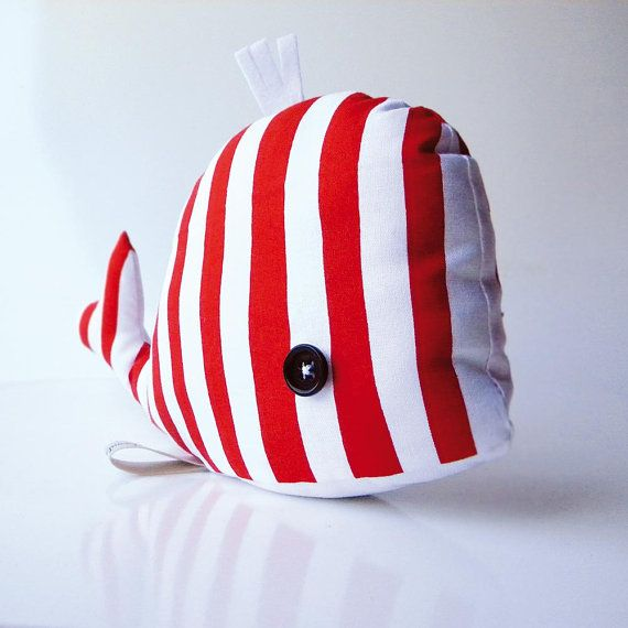 Dorotea the whale 20  Handmade in Italy by contemori on Etsy, €19.00