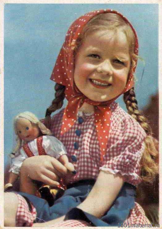 Поздравлений юбилею, фото детей из открыток