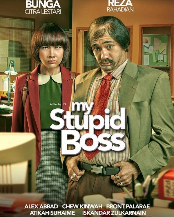 """Komedi Ala Reza Rahadian dan BCL di Film """"My Stupid Boss"""" : Usai sukses dengan film komedi Comic 8 Casino Kings Part 2 yang meraup jumlah penonton lebih dari 17 juta penonton Falcon Pictures tak pernah berhenti bikin film"""