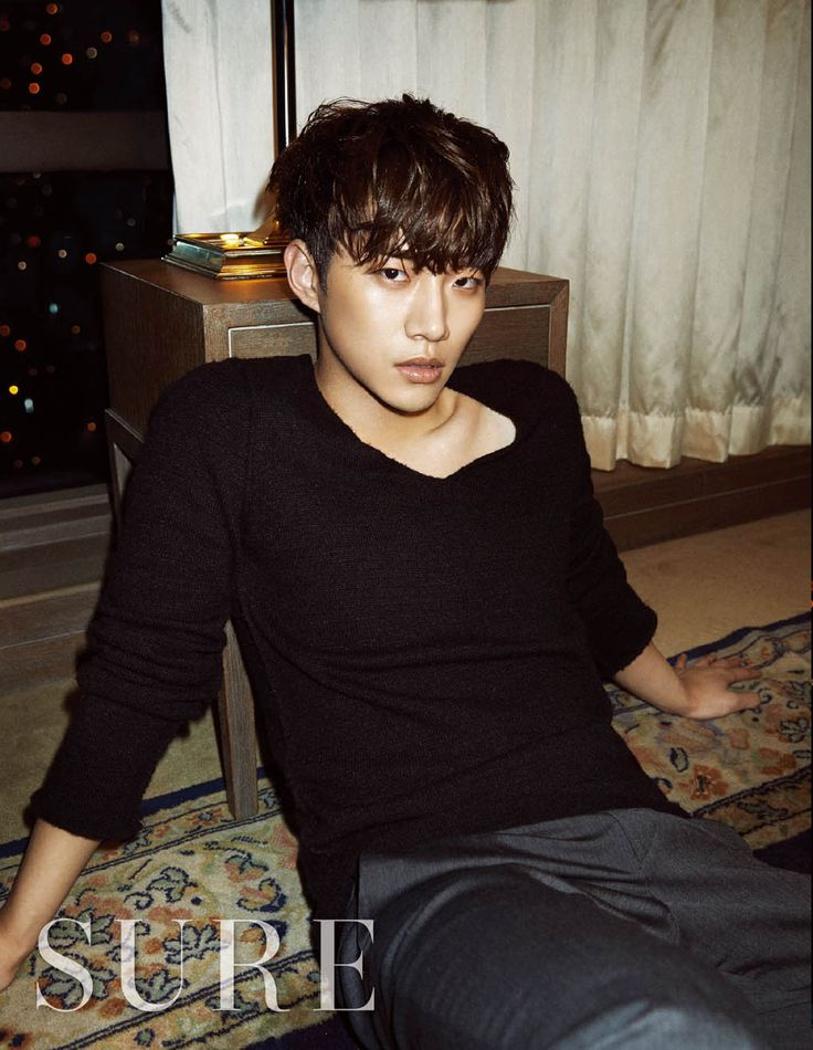 2PM Junho - Sure Magazine March Issue '15