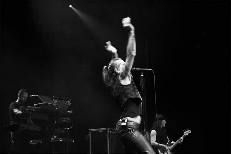 Litfiba live per l'anteprima del Tetralogia degli Elementi tour - VanityFair.it