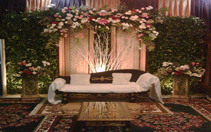 Tips Menata Dekorasi Pernikahan Minimalis Untuk Tempat Yang Sempit