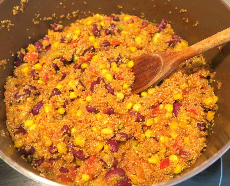 Mexická quinoa / Mexican quinoa