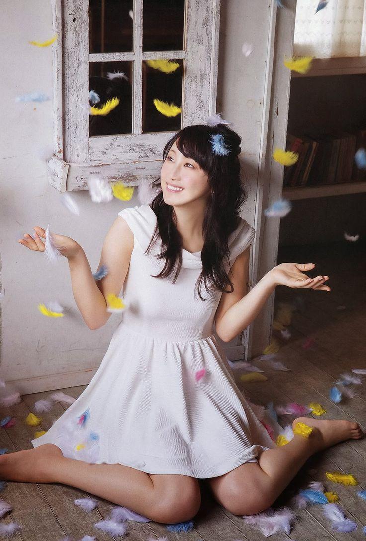 "SKE48 Rena Matsui ""Characteristic"" on Young Animal Magazine | actionmomen"
