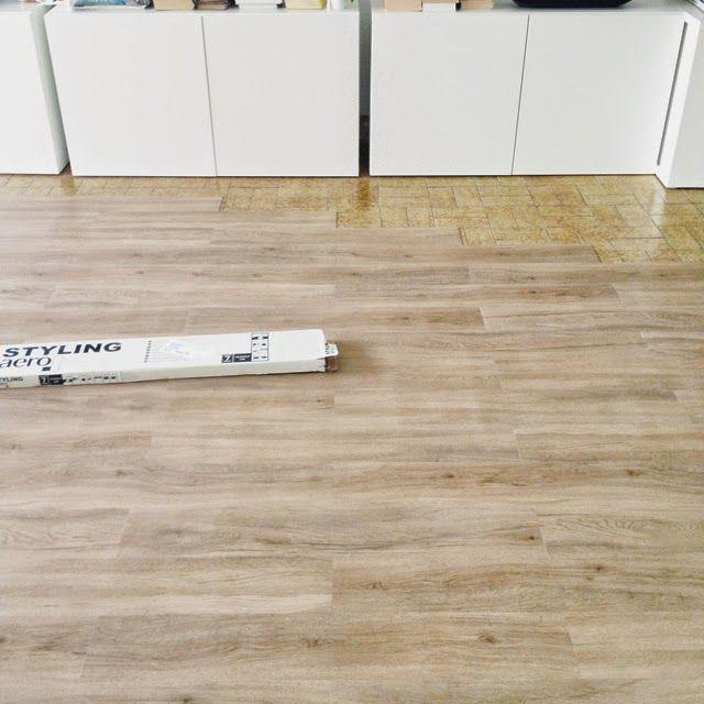Las 25 mejores ideas sobre pisos de vinilo en pinterest - Vinilo autoadhesivo suelo ...