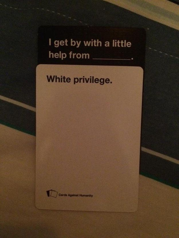 Nope. Too real. | 20 Cards Against Humanity Games That Got WAY Too Real