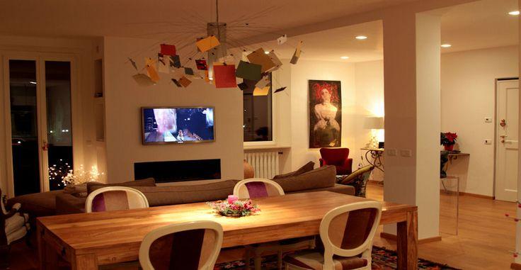 Illuminazione Appartamento Centro Storico | Officina della luce